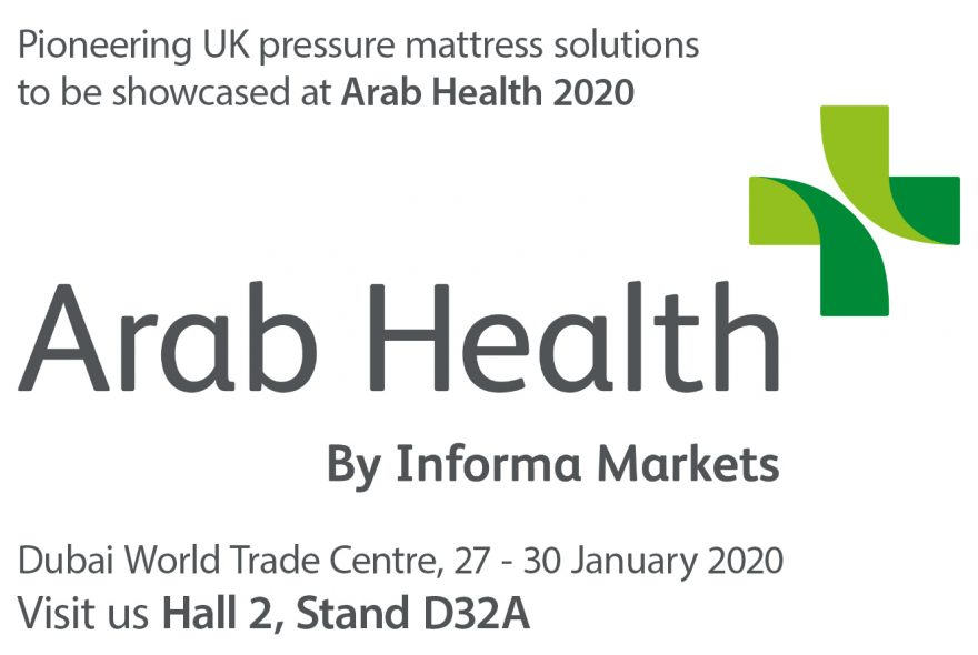 Visit Rober at Arab Heath 2020