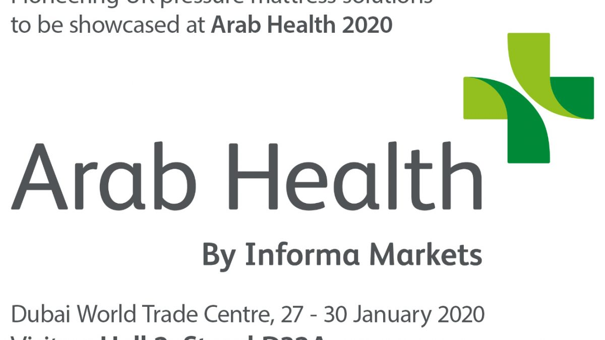 Visit Rober at Arab Heath 2020